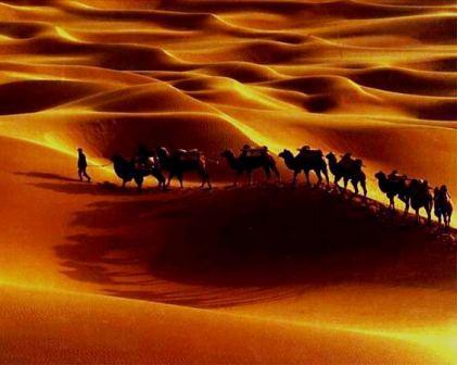 丝绸之路经典游:丝绸之路旅行体验之一
